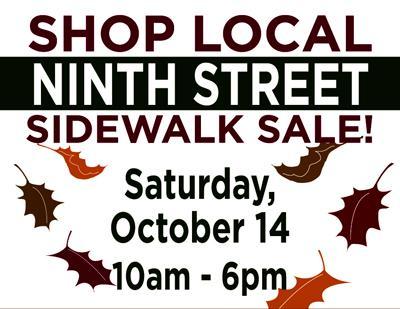 sidewalk Sale 17