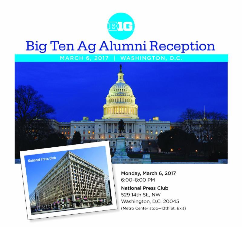 B1G Reception Invitation