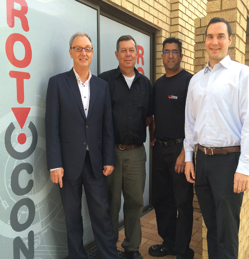 ROTOCON gives labelling a lift
