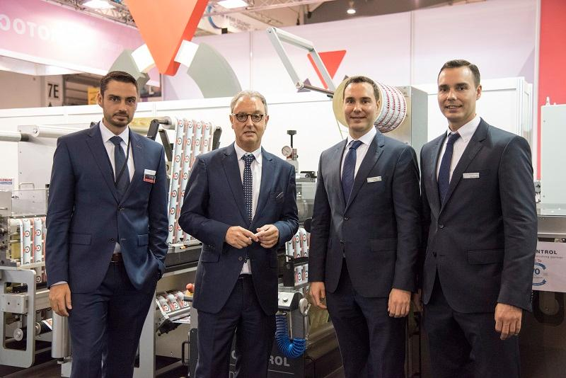 ROTOCON at Labelexpo Europe