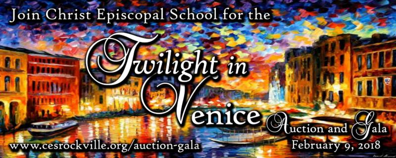 Twilight in Venice
