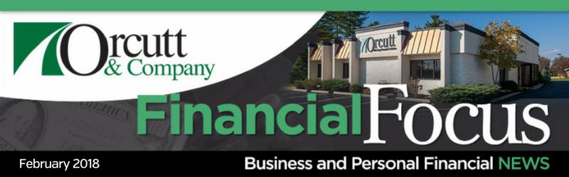Orcutt Financial February Newsletter