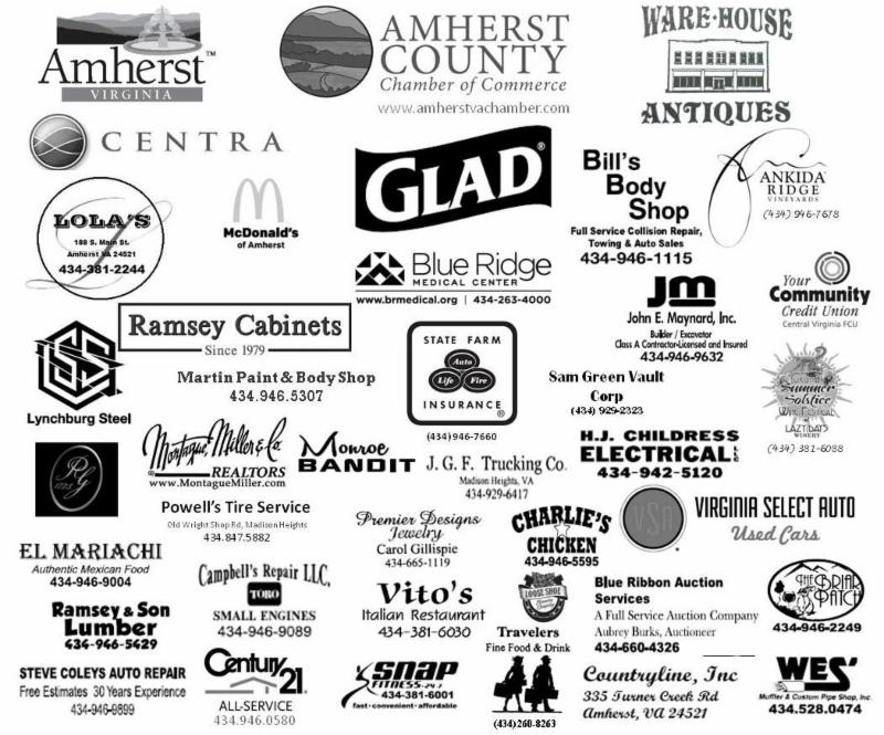 amherst county singles Amherst county mountains of opportunity as one of the least expensive counties in virginia, we offer companies predictable savings in operating costs.