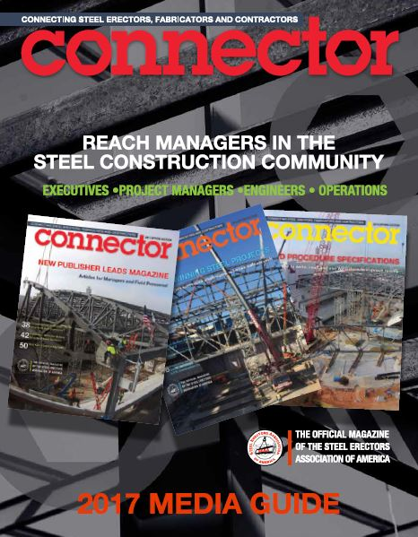 Category e news steel erectors association of america connector published quarterly targets 4500 executives project managers engineers and operations personnel fandeluxe