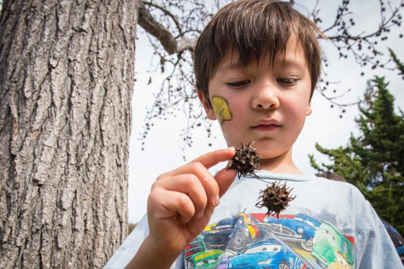 Connect kids with nature