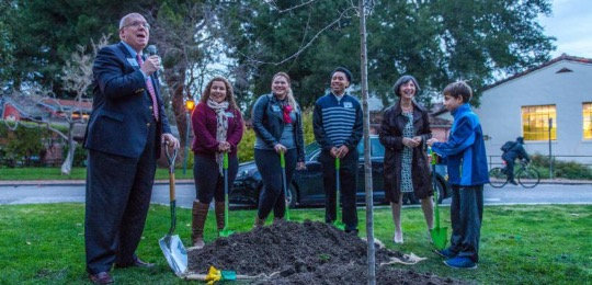 Palo Alto Ceremonial Tree Planting