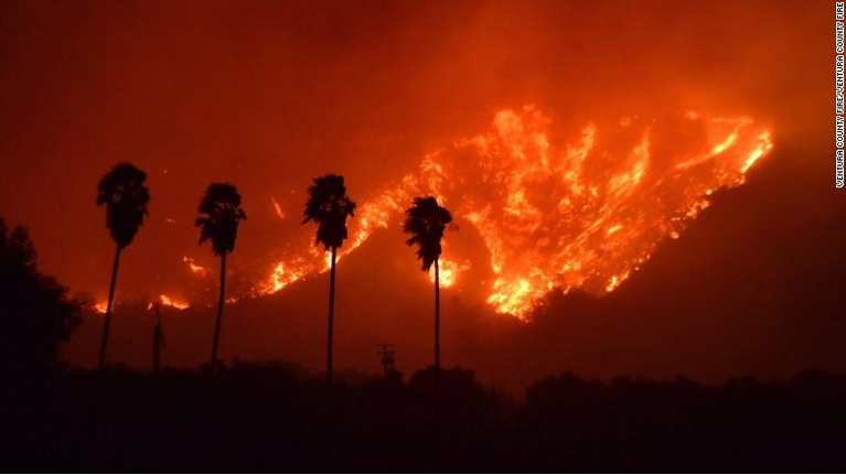 United Way of Ventura County responds to Thomas Fire