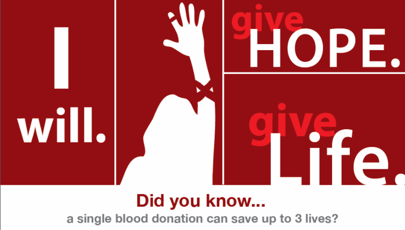 Donate Blood In My Area