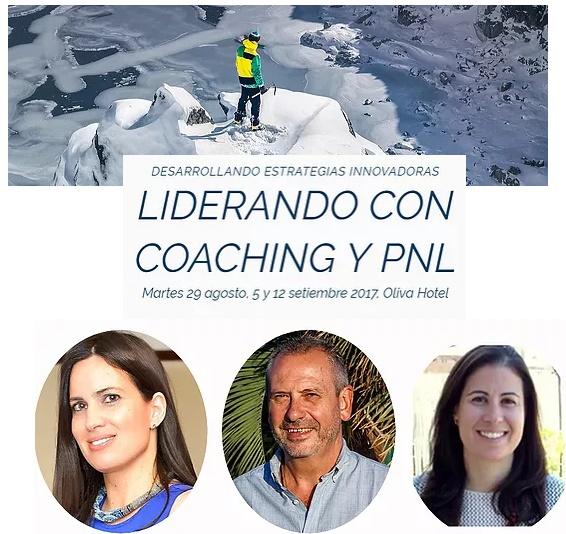 Liderando con Coaching y PNL