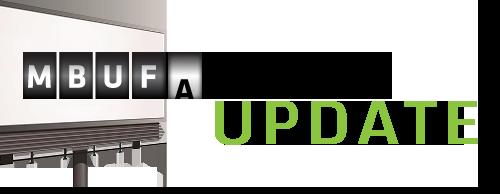 MBUFA Update logo