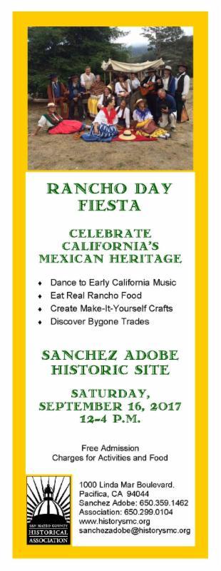 Rancho Day Fiesta 2017