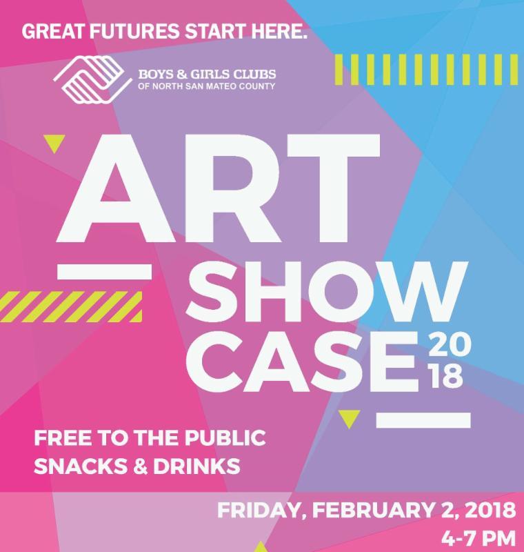 Boys & Girls Club Art Show 2018