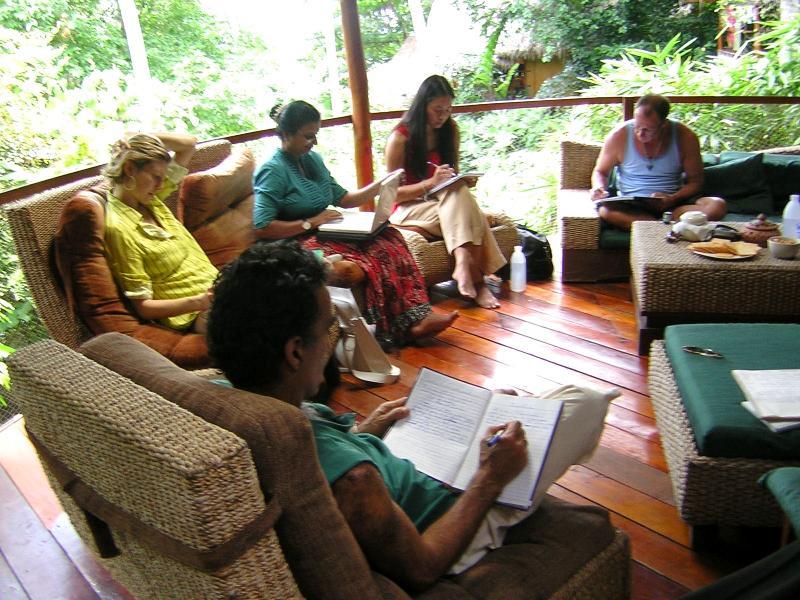 Thailand Writers Retreat 1