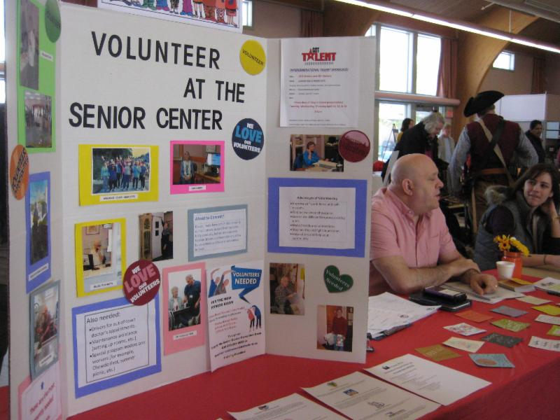 2017 Volunteer Fair