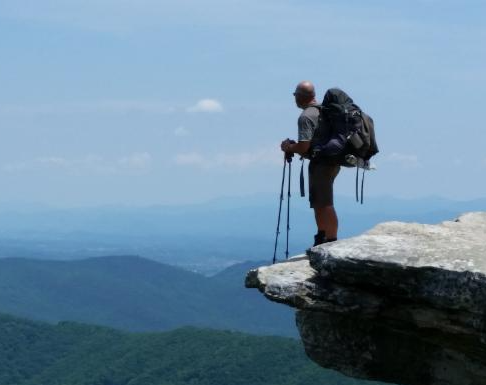 Sam Ducharme_ Hiking the Appalachian Trail