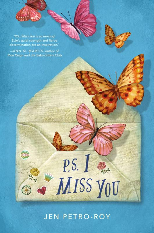 PS I Miss You book cover