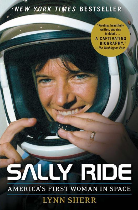 Sally Ride book cover