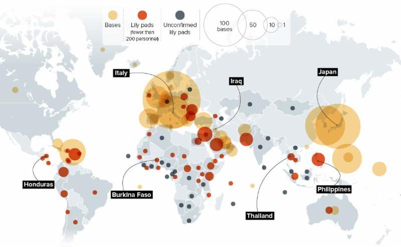 Global US Military Bases