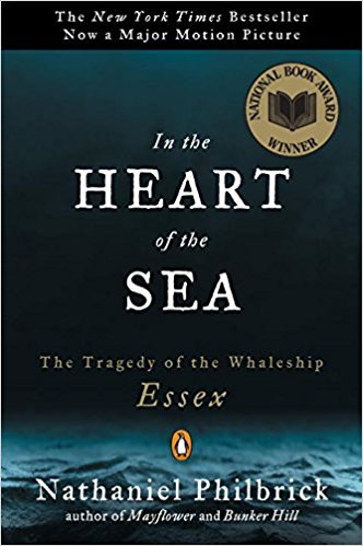 In the Heart of the Sea book cover