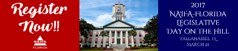 NAIFA-Florida 2017 Legislative Day on the Hill