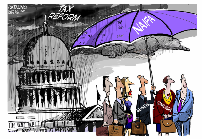 Tax Reform Illustrates The Importance Of NAIFA Membership