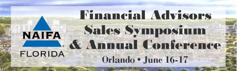 NAIFA-Florida Financial Advisors Sales Symposium and Annual Conference in Orlando
