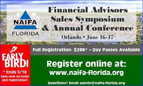 NAIFA-Florida Financial Advisors Sales Symposium and Annual Conference