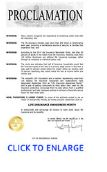 Life Insurance Awareness Month Proclamation