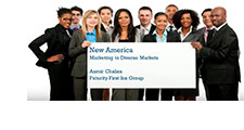 New America - Marketing to Diverse Markets