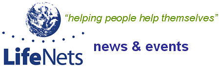 LifeNets Logo