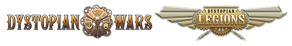 Dystopian Wars and Dystopian Legions