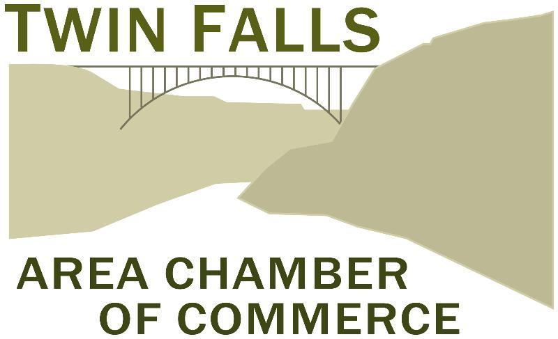 Chamber Logo (White)