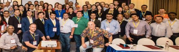 Participants at APRICOT 2017