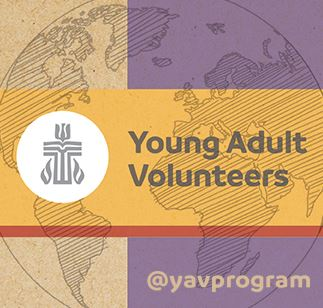 Young adult volunteers