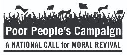 poor people campaign