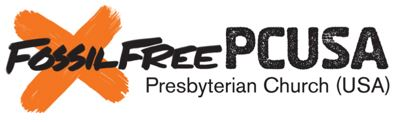 Fossil Free PCUSA
