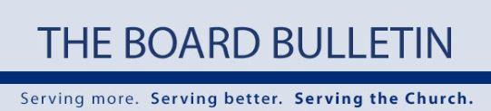 Board Bulletin