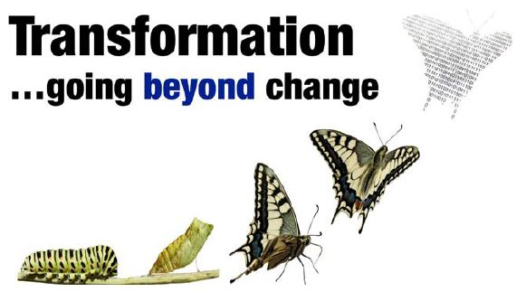 transformation conf