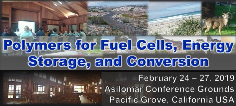 Mark Your Calendars! Polymers for Fuel Cells, Energy Storage, and