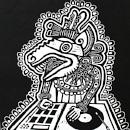 _Huehuecoyotl_ the Beat Maker_ by Lurac
