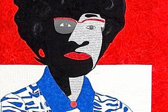 %22Shirley Chisholm%22 quilt photo