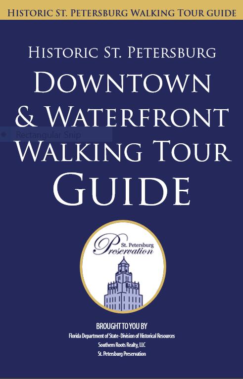 walking tour guide