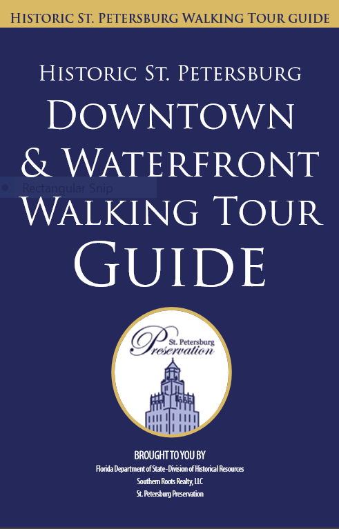 walking tour guide