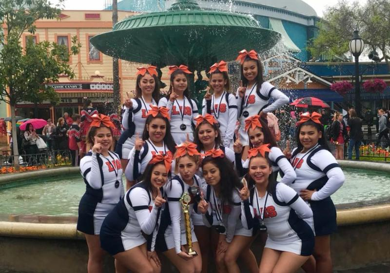 Legacy Cheer 1st Place at State
