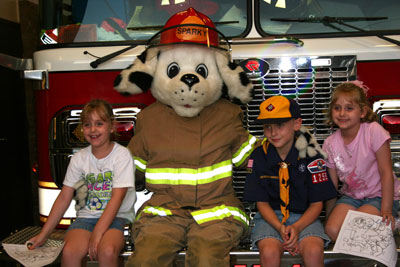 Don't Miss the Fire Station Open House in Your Neighborhood on Oct. 6.