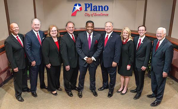 Plano City Council 2017-18