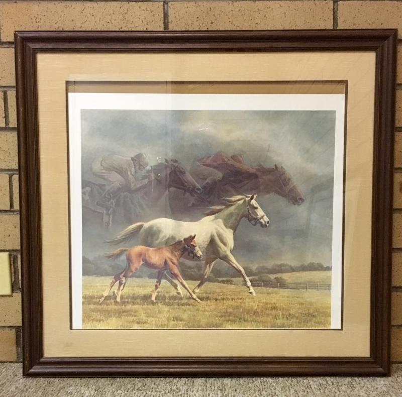 Fred Stone signed print   Eternal Legacy