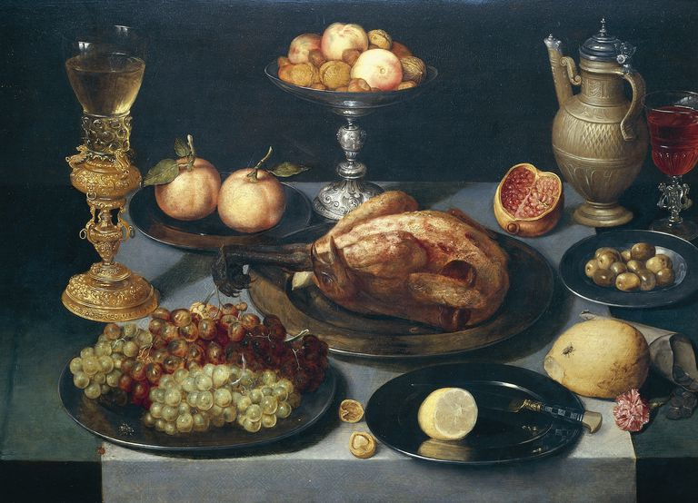History of the Still Life Painting