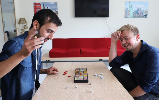 In Iraq, an ancient board game is making a comeback