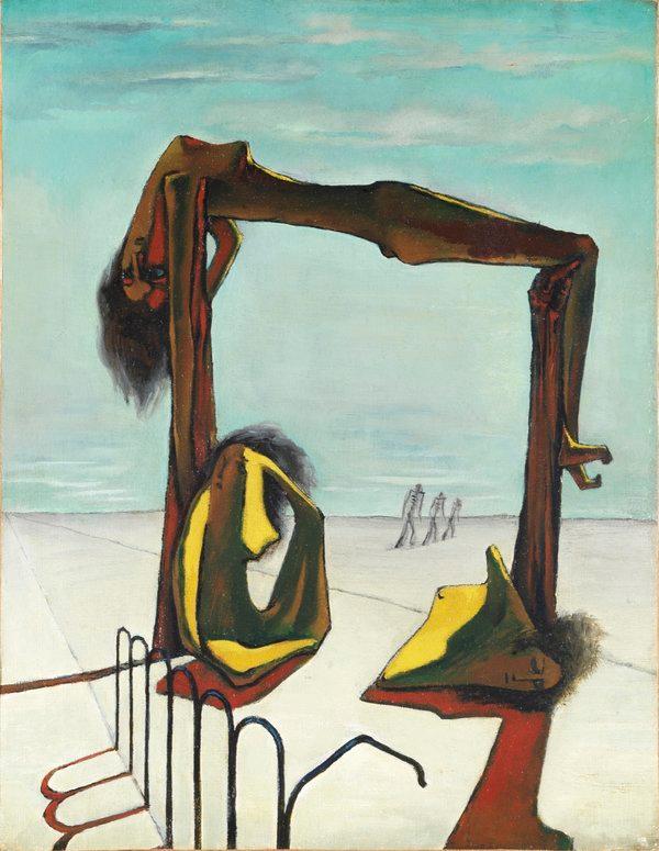 Surrealism in Egypt_ Art et Libert_ 1938 _ 1948